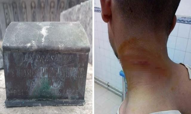 بسبب رمز يدلّ على وجود كنز بالمنزل : شاب يحاول قتل إبن عمّه في القيروان