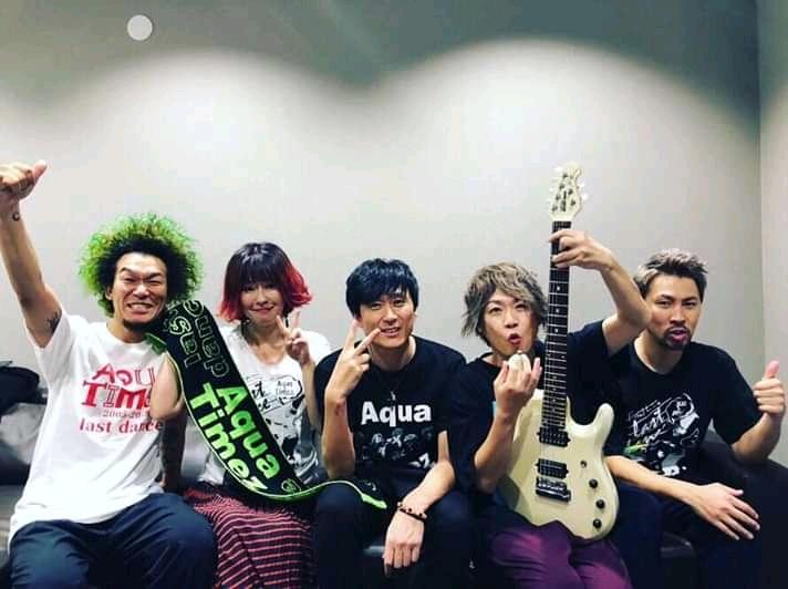 Aqua Timez Rilis Konser Terakhir Mereka, Aqua Timez FINAL LIVE 「last dance」