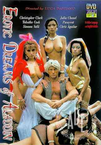 Download [18+] Erotic Dream of Aladdin'X (1994) English 360p 291mb || 480p 394mb