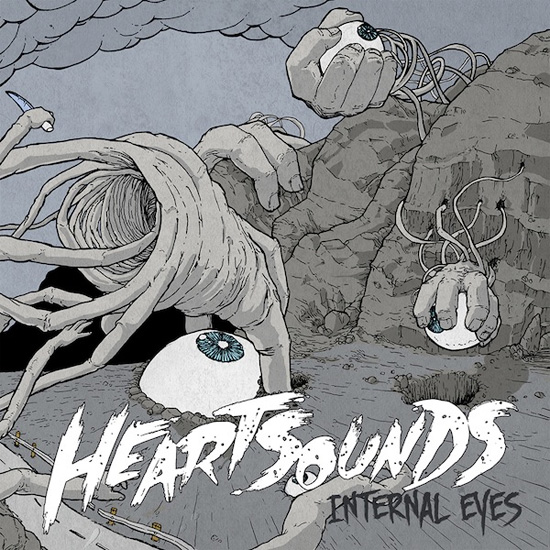 <center>Heartsounds stream new song 'Internal Eyes'</center>