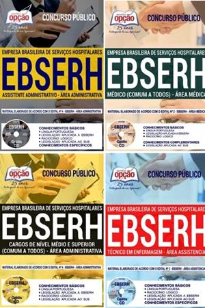 Apostila EBSERH Nacional 2018