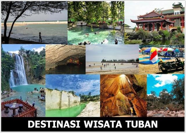10 Top Destinasi Wisata Tuban