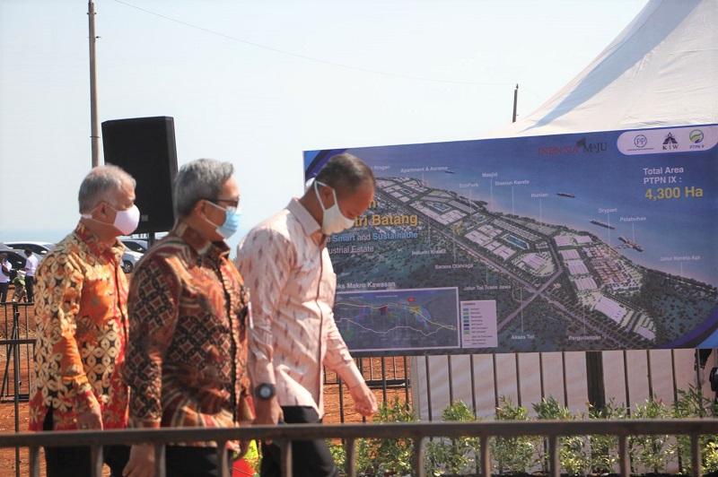 Kemenperin Akselerasi Pengembangan Kawasan Industri Batang