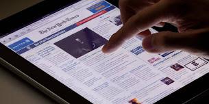 Dijital Aboneler Kağıt Gazete Abone Sayısını Geçti