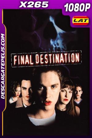 Destino final (2000) X265 Brrip 1080p Latino – Ingles