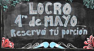 Receta de Locro Criollo Argentino.