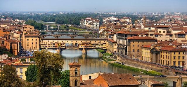 Lugares para conhecer em Florença