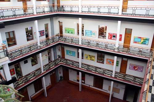 Colegio San José Dominicas: Colegio San José Dominicas: Curso 2012
