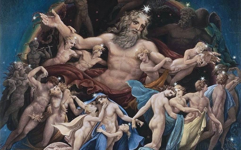 9 Fakta Dimulainya Kisah Para Dewa Utama Yunani - Suprasona
