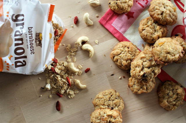 Super Granola Cookies