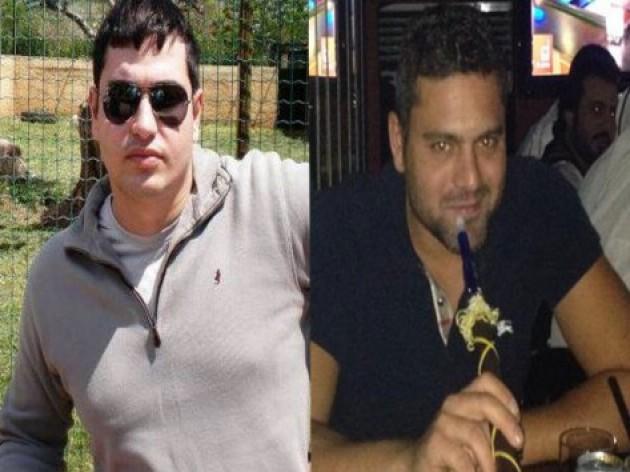Αυτά είναι τα τρία παλικάρια που χάθηκαν την ώρα του καθήκοντος....