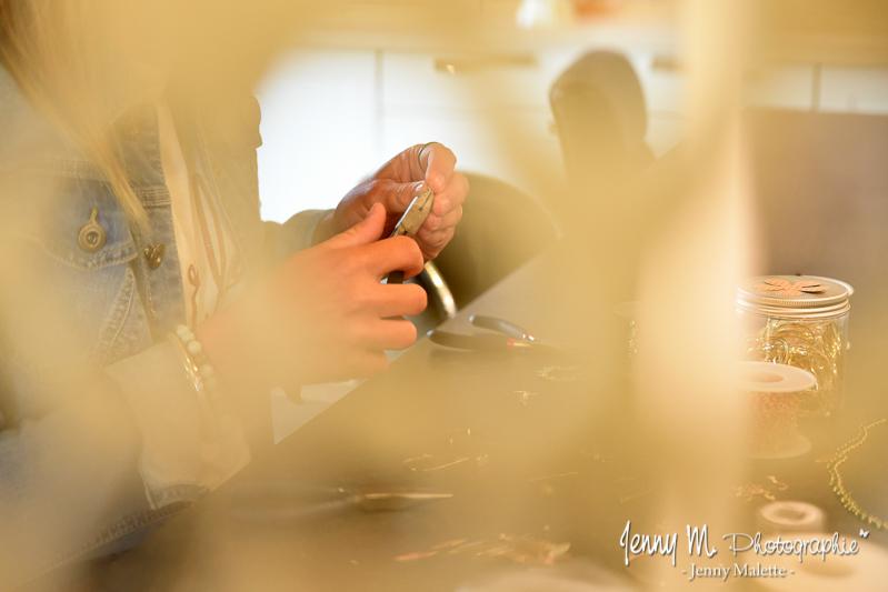 savoir faire confection de bijoux DIY