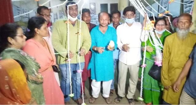 দিনাজপুরে ব্যতিক্রমি ব্যবসায়িক প্রতিষ্ঠানের অফিস উদ্ভোধন করলেন- রবিউল ইসলাম সোহাগ