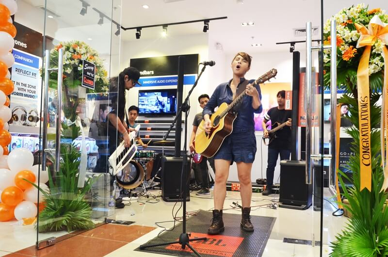 JBL SM Bacoor Store Grand Launch