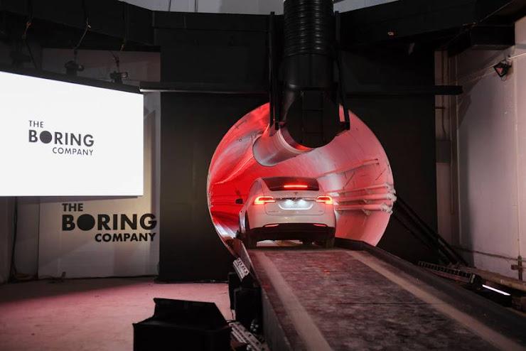 Elon Musk y The Boring Company