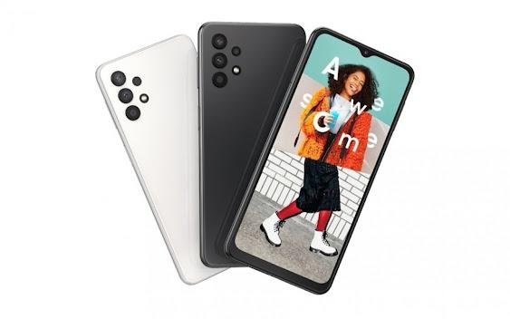 Galaxy A32 4G هاتف سامسونج جالاكسي الجديد .. المواصفات والسعر