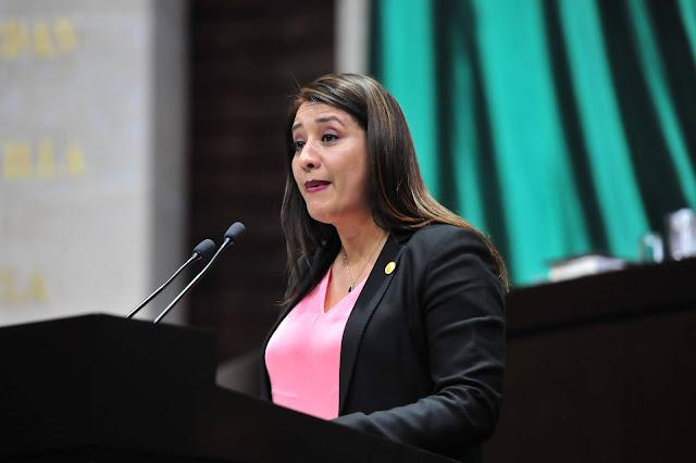La Secretaria de Salud debe garantizar existencia y distribución de certificados de defunción de muertes por Covid-19: Claudia Reyes