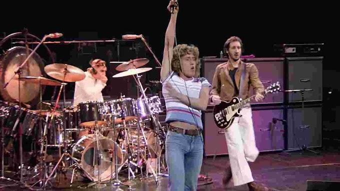 The Who - Baba ORiley Shepperton Studios  1978