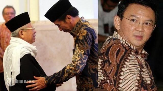 Bebas dari Bui, Ahok Berkampanye untuk Jokowi-Ma'ruf
