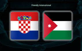 اون لاين مشاهدة مباراة كرواتيا والأردن بث مباشر 15-10-2018 مباراة ودية دولية اليوم بدون تقطيع