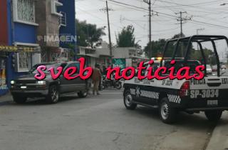 Balacera en Ixtaczoquitlan tras agresion a policias municipales
