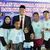 Tenis Yunior Cup Payakumbuh 2019 Ditabuh, Wako Riza: Selamat Bertanding dan Sukses