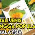 Cara Kenal Jenis Jenis Buah Mangga yang Popular dan Laris Di Malaysia