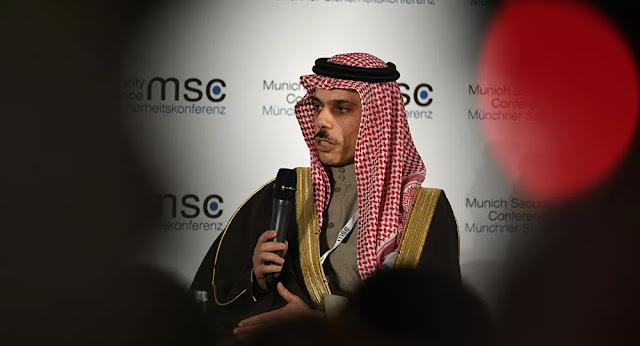 السعودية، قطر، أول رد فعل سعودي على بيان الكويت بشأن الأزمة الخليجية مع قطر، الأمير فيصل بن فرحان آل سعود، حربوشة نيوز
