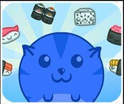 Chơi game sushi mèo ú hay