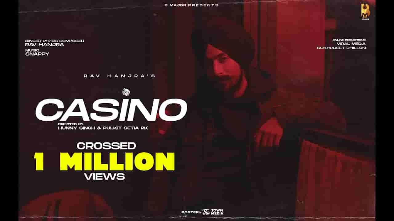 Casino lyrics Rav Hanjra x Baedu Punjabi Song