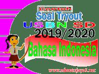 Contoh Soal Tryout USBN SD Bahasa Indonesia 2020 | Contoh Ke-3