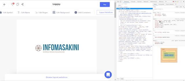 Trick Cara Mendapatkan Logo di Jasa Logo Maker Online Secara Gratis Tanpa Bayar