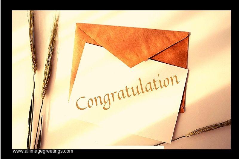 congratulations greetings image