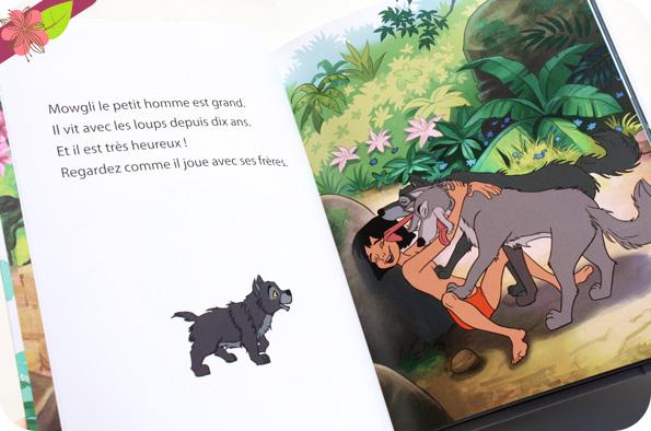 Le Livre de la Jungle - Il faut sauver Mowgli ! - Hachette enfants