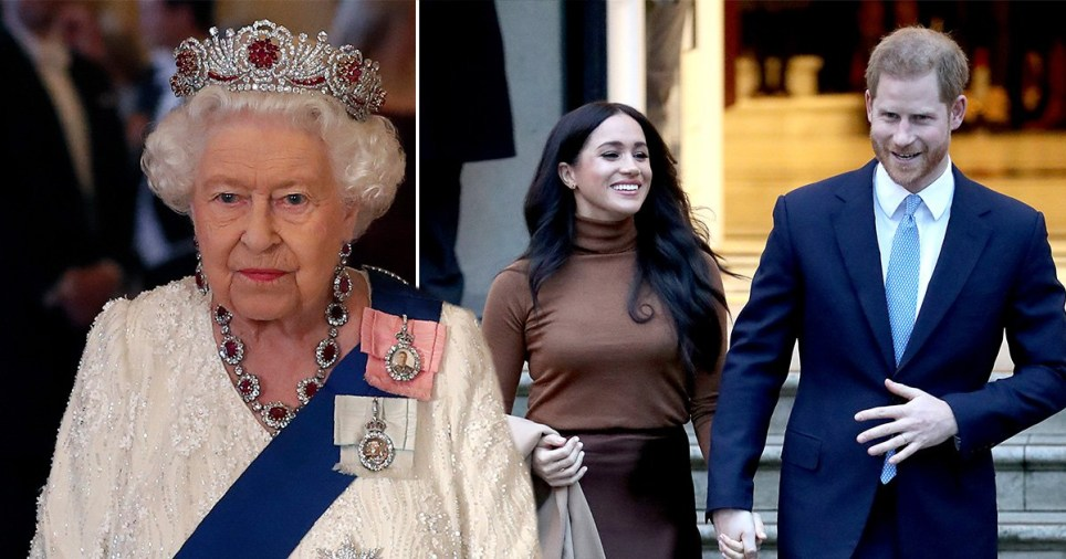 Queen 'hurt' for not being aware of Harry and Meghan quitting royal life