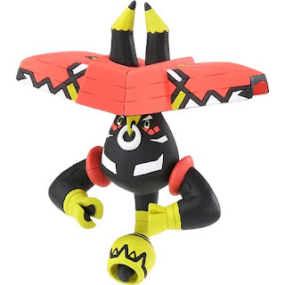 Tapu Bulu figure Takara Tomy Monster Collection Moncolle EX ESP series