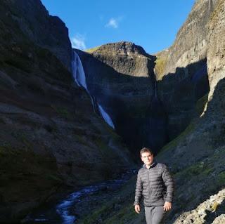 Cascada Granni. Islandia, Iceland.