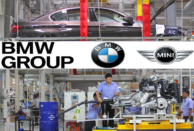 BMW Recruitment Openings 2018-2019 Apply Now Online