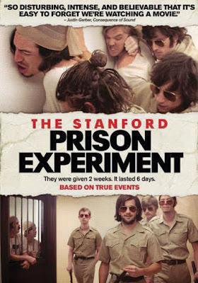 صورة لاعلان فيلم تجربة سجن جامعة ستانفورد