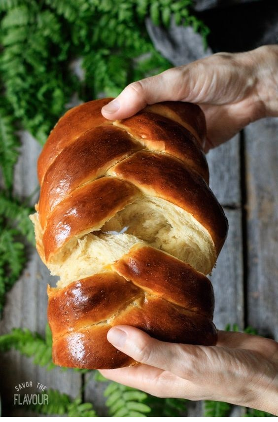 How To Make Easy Challah Bread