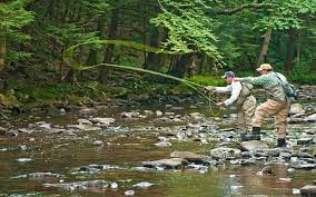 Fly Fishing in Canada