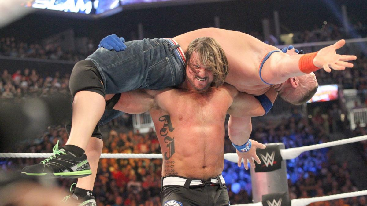 John Cena foi contrário a WWE contratar estrelas da IMPACT Wrestling