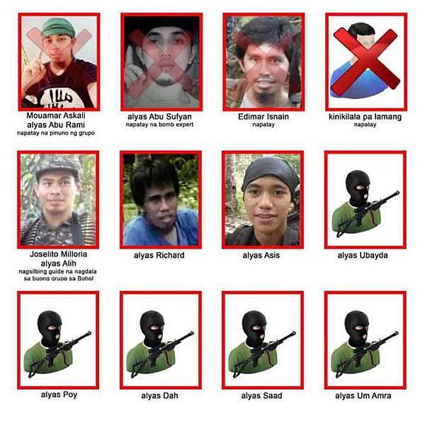 Pangulong Duterte May Alok Na Isang Milyong Pabuya Para Sa Bawat Abu Sayyaf Na Nakaligtas Sa Labanan Sa Bohol!