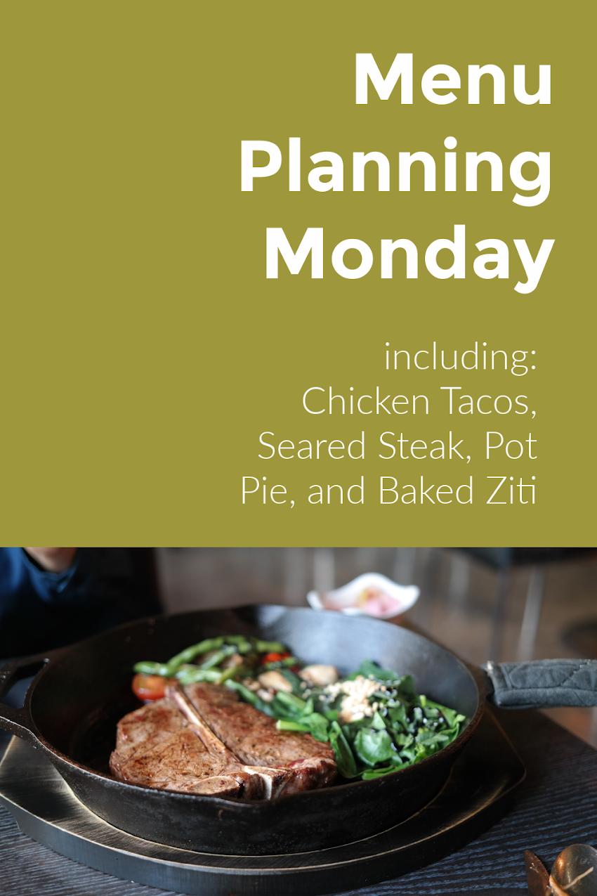 Meal Plan Monday: 8/30