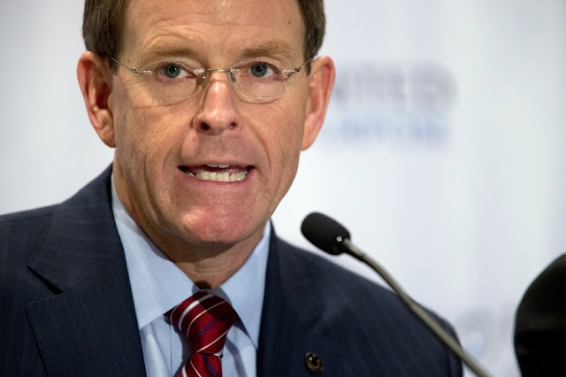 Tony Perkins, president of the Family Research Council,