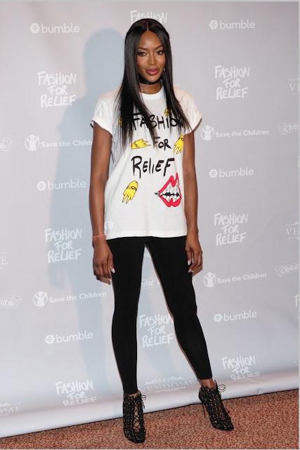 """Naomi Campbell – """"báo đen"""" quyền lực của làng mẫu sẽ từ giã sàn diễn thời trang? - Ảnh 1"""