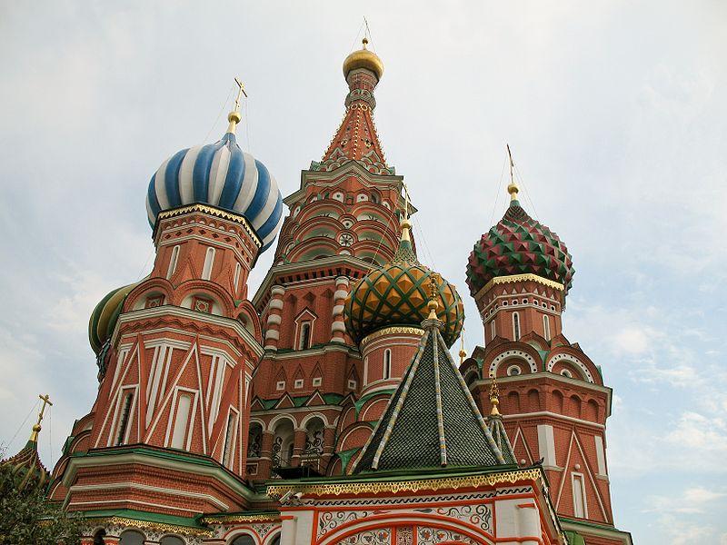 La Cattedrale di San Basilio | Mosca 1555-1561