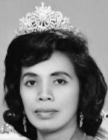 gandik diraja diamond tiara malaysia queen budriah perlis