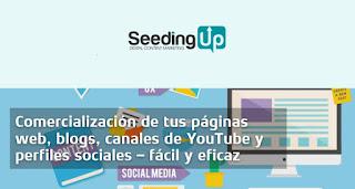 Ganar dinero en Instagram con SeedingUp