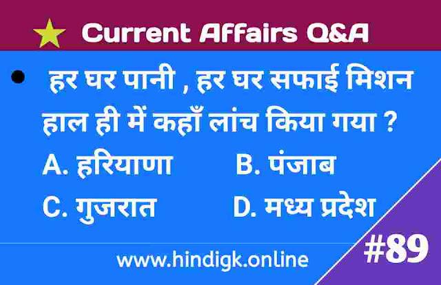 4 February 2021 Current Affairs In Hindi